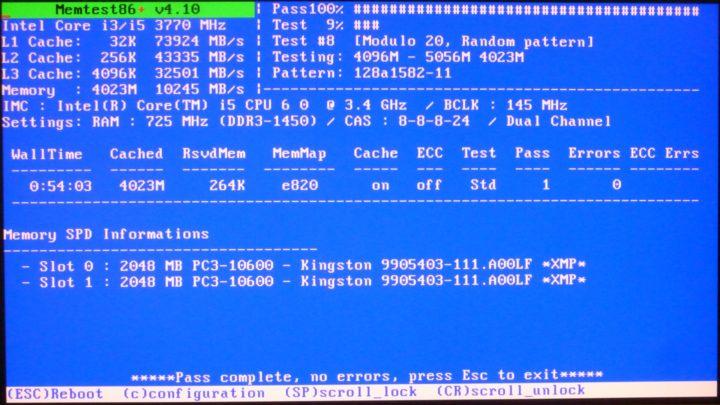 Memtest86 Create bootable USB stick